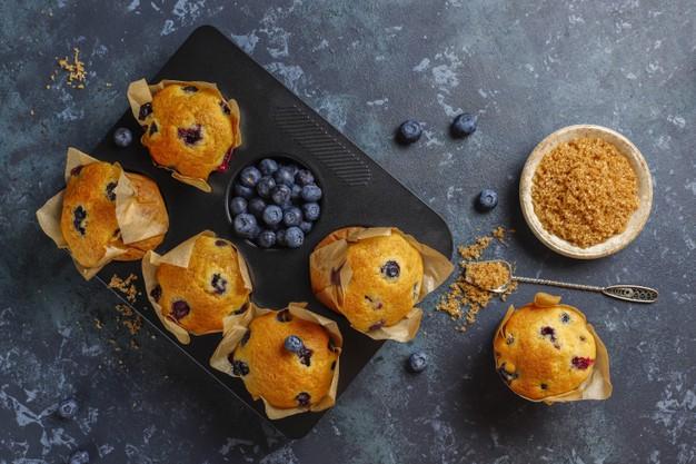 Le muffin : un peu de US à l'heure du goûter !